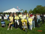 Katelyn's March for Babies Team