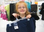 Shopping at Kmart